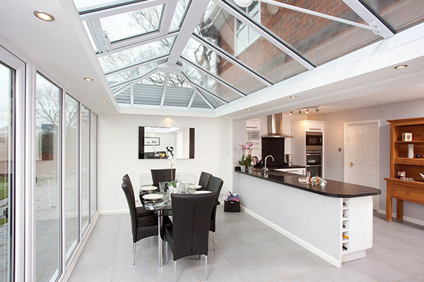 White Orangery Internal