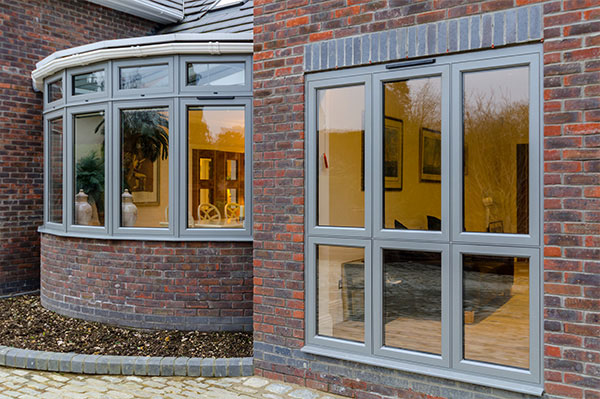 Safe Folding Aluminium Bi-Fold Doors